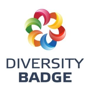 Diversity-Badge logo