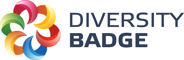Diversity badge logo