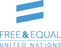Free and equal diversity badge